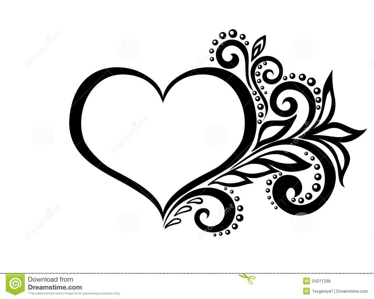 Heart silhouette google search projects to try