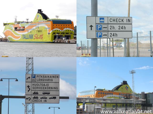 Merellä @ www.valkeatlaivat.net : Päiväristeilyllä Tallinnassa & Tallink Pre-Order -ennakkotilauspalvelua testaamassa 21.6.2014