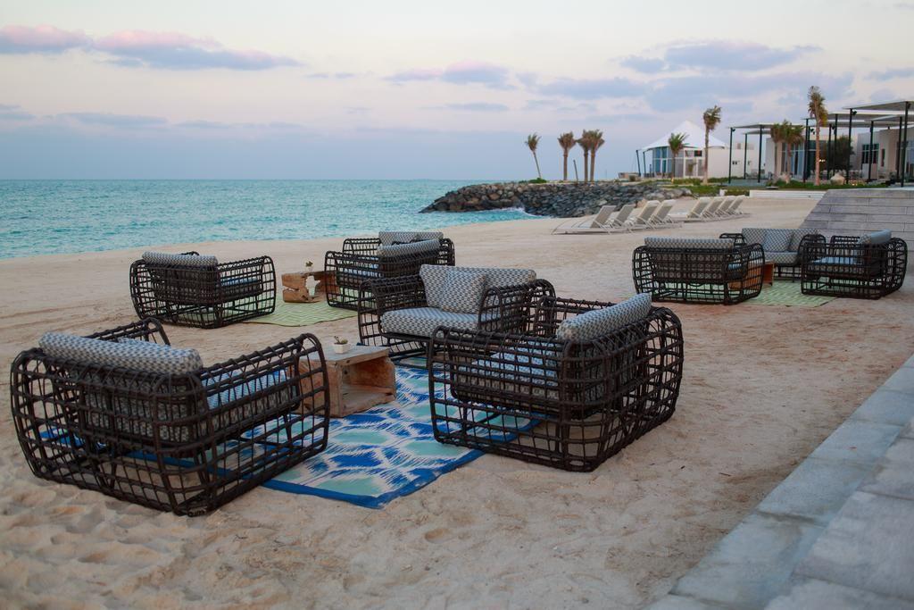 منتجع جزيرة زايا نوراي أبو ظبي الإمارات Resort Architecture Private Island Resort Island Resort