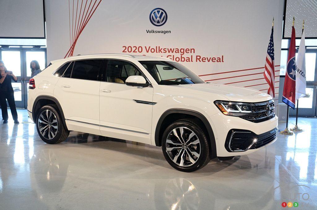 2020 Volkswagen Atlas Cross Sport Volkswagen, Car