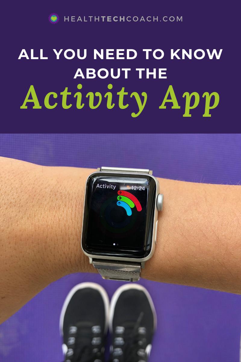Inside the Activity App Apple watch fitness, Smart watch