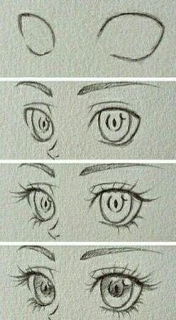 Photo of Sketch Eyes Tutorial _ Sketch Eyes