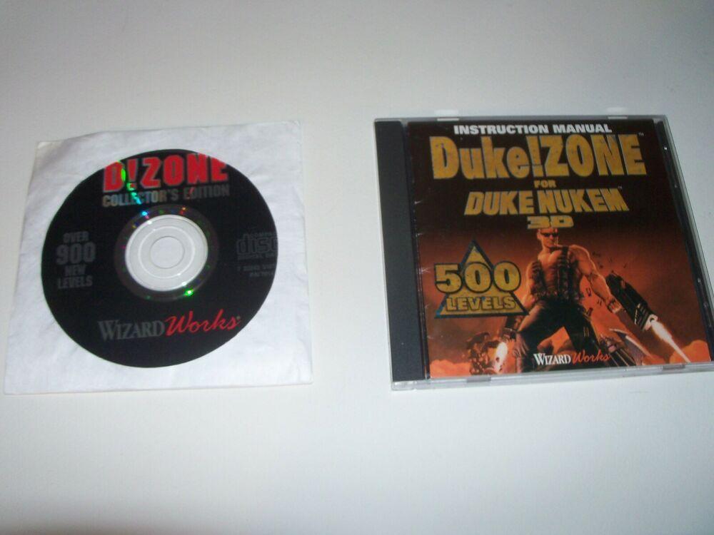 eBay #Sponsored Duke!Zone | Duke Zone for Duke Nukem 3D | & D!ZONE