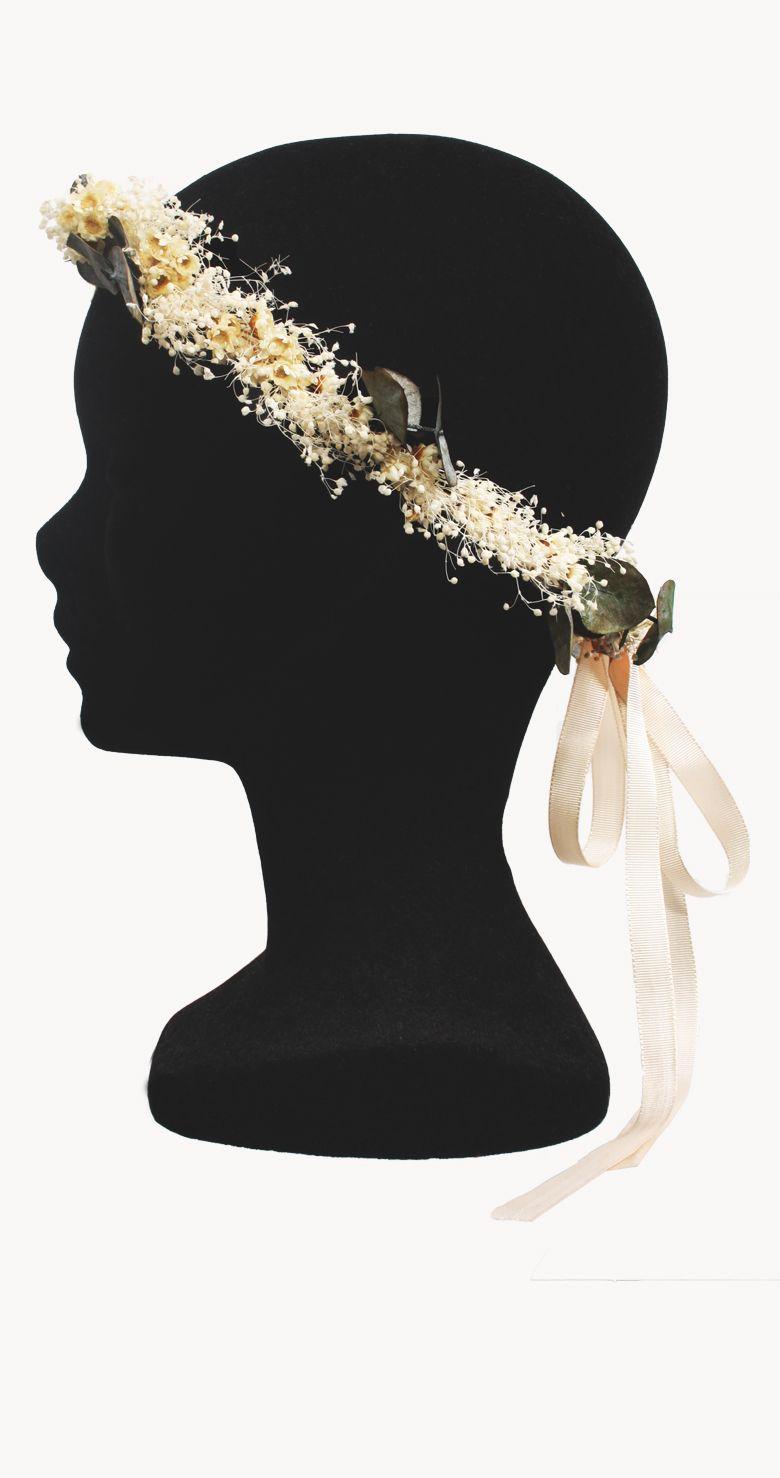 Alquiler Corona de flores con margaritas | Cris Camón | 24FAB | 2591