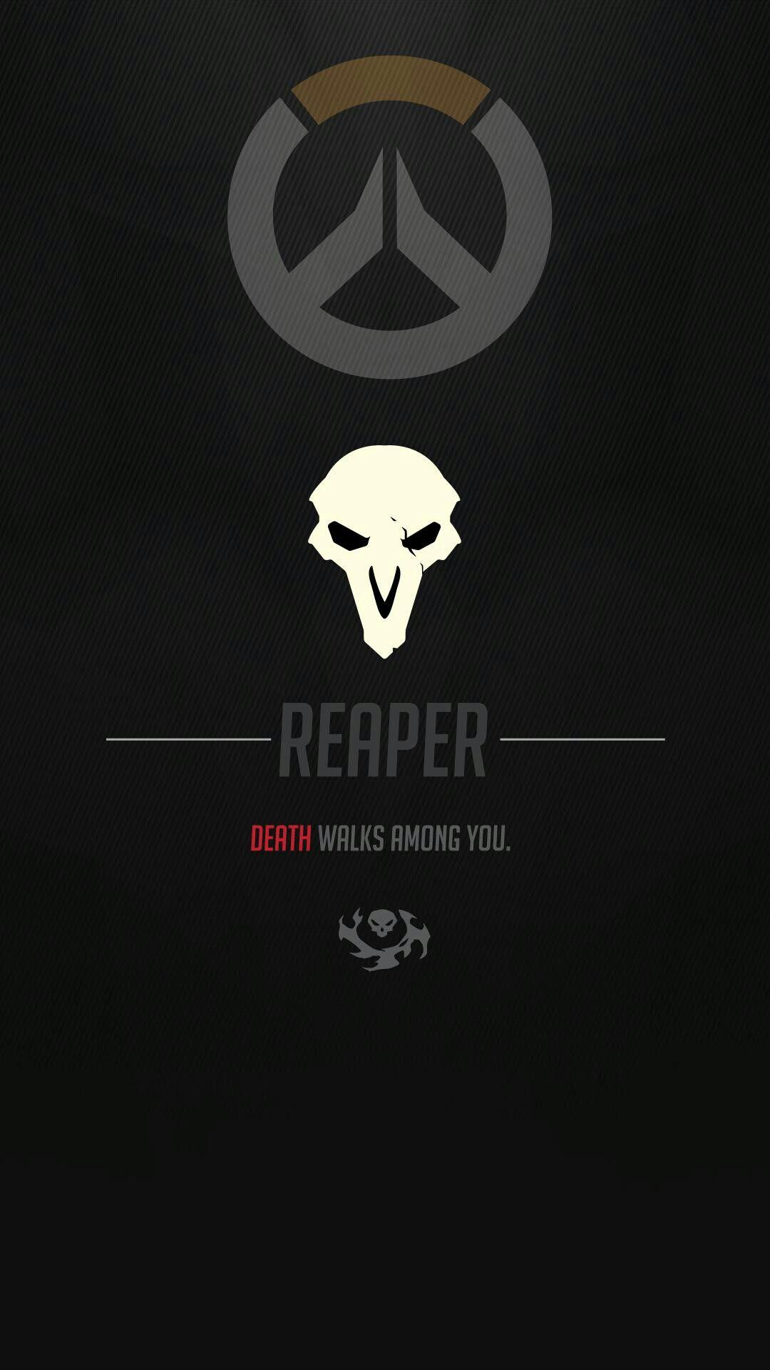 Reaper Fundos, Jogos e Tela de bloqueio