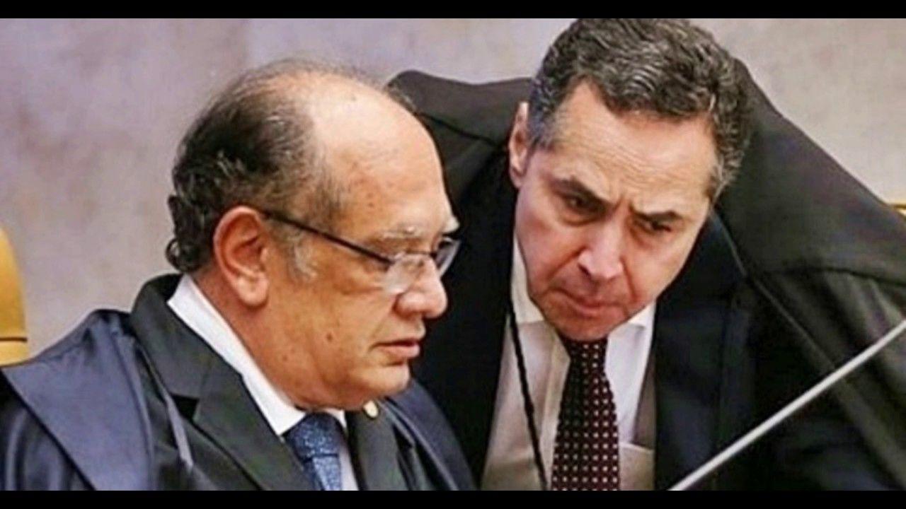 Luis Roberto Barroso massacra 'golpe' de Gilmar Mendes