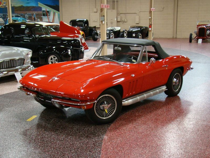 9 Saint Marys City Corvette For Sale