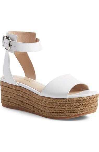 ac0611db9f40 Via Spiga  Nemy  Platform Sandal (Women) available at  Nordstrom ...