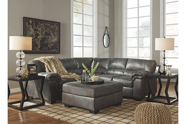 Best Bladen 2 Piece Sectional Slate Large In 2019 Living 400 x 300