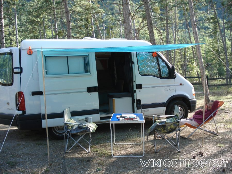 location camping car fourgon renault master am nagement boxer pinterest location camping. Black Bedroom Furniture Sets. Home Design Ideas
