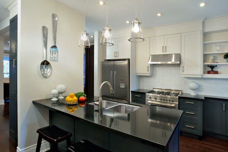 Brilliant Kitchen Wall Decor Ideas To Enhance Your Kitchen Decoration Cuisine Decoration Room Room Decor In 2020 Stylish Kitchen Stylish Kitchen Decor Kitchen Decor