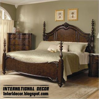 design of bed furniture. Latest Turkish Bed Designs And Models For Classic Bedrooms, More Than 8 Of Furniture With New Design. Design U