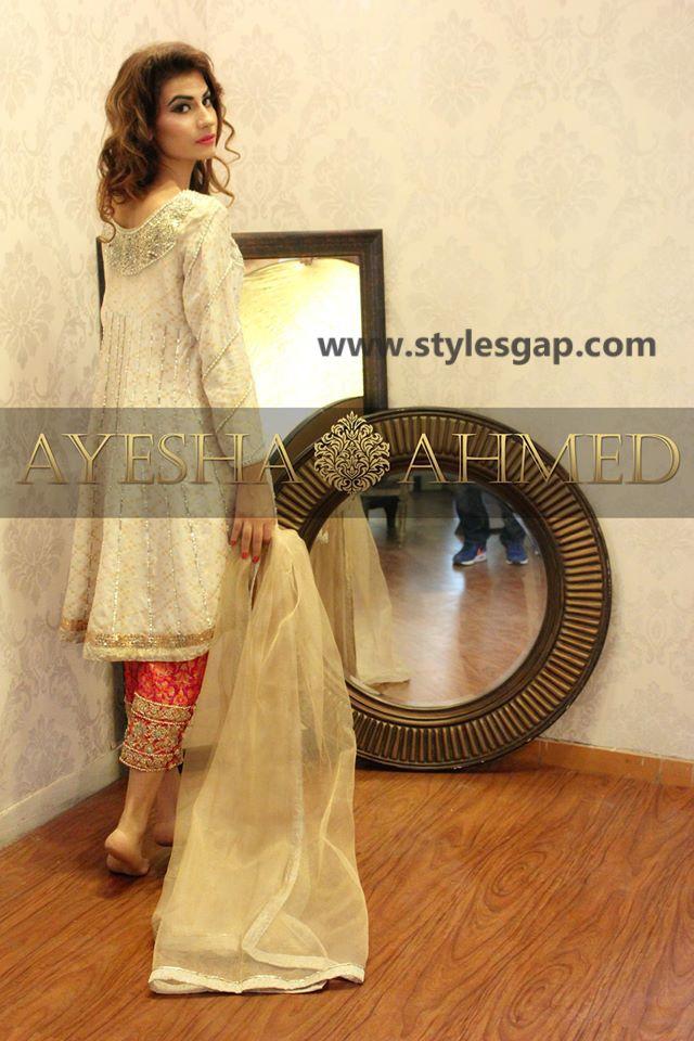 Pin von Fazeela Hussain auf Party Wear Dresses | Pinterest
