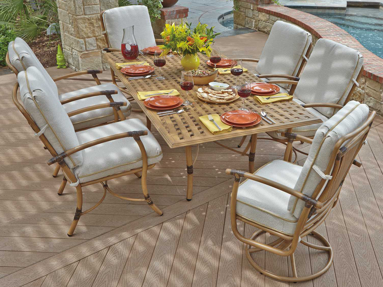 17+ Woodard patio dining sets Trending