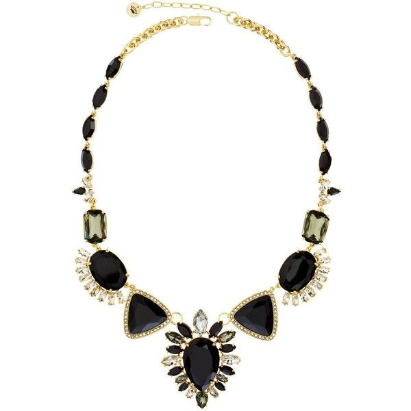 Juicy Couture Oversize Gemstone Drama Necklace $178