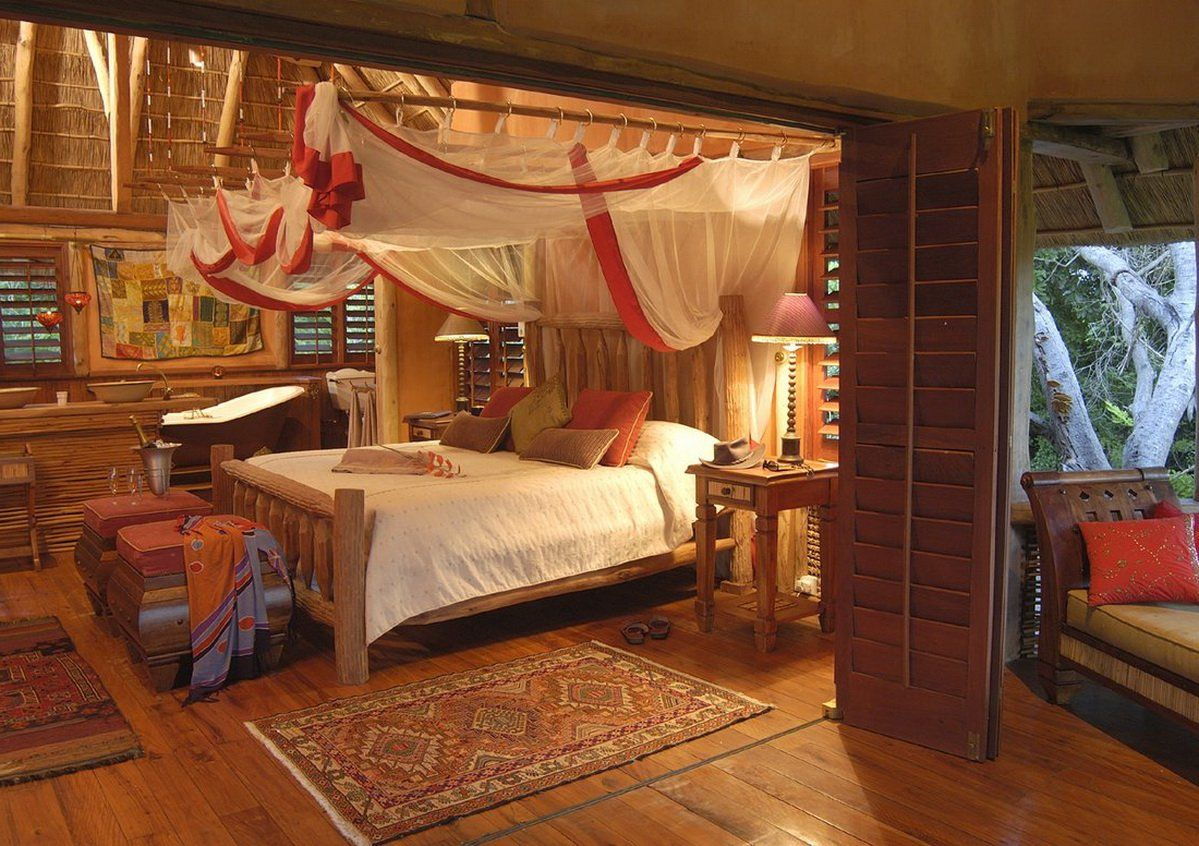African Style Bedroom Furniture