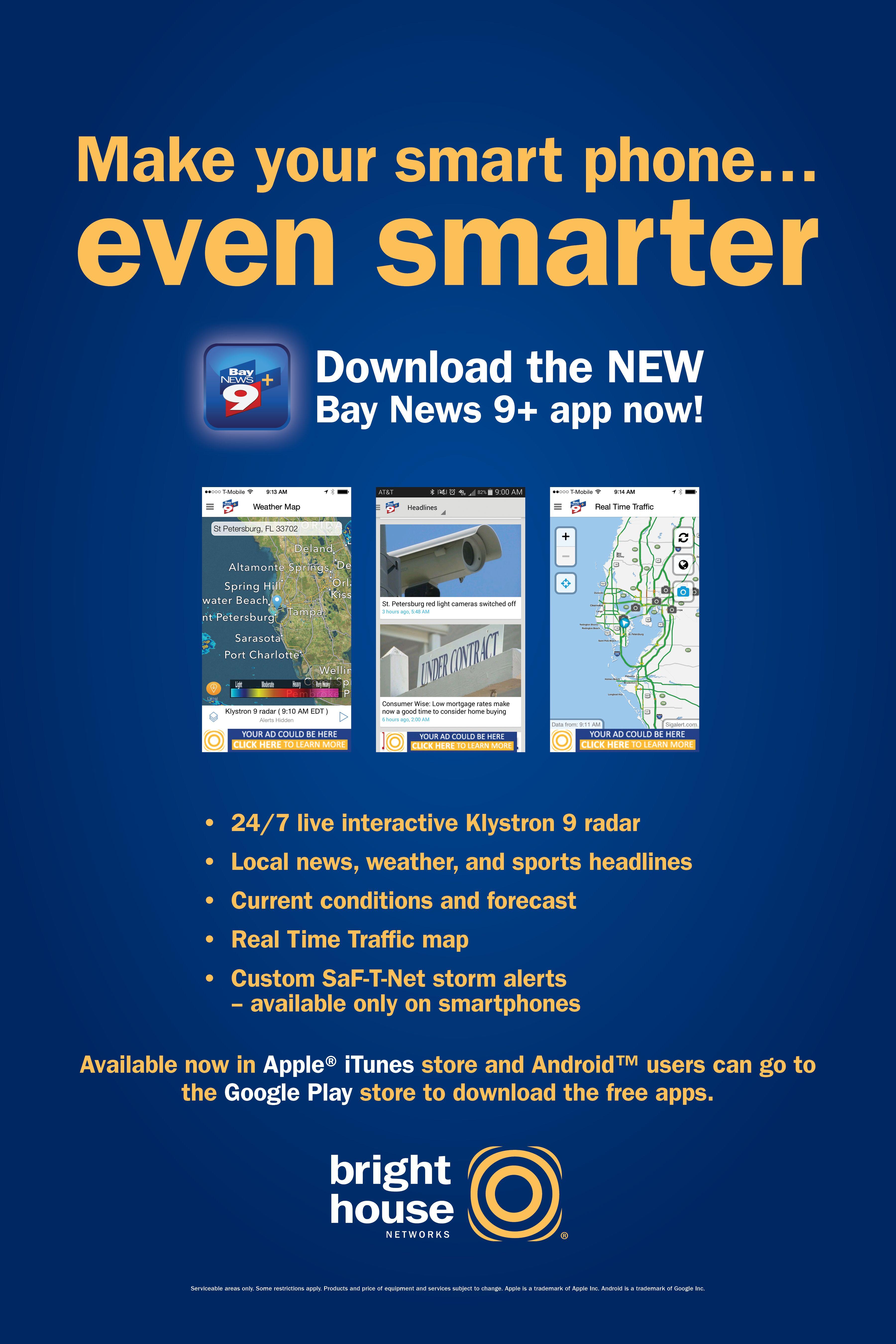 Good Home Design 9app Part - 10: Lobby Poster For Bay News 9 App