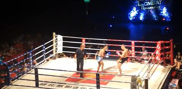 Video: Saenchai vs. Kulebin - 17th September 2013 @ KITEC Star Hall, Hong Kong