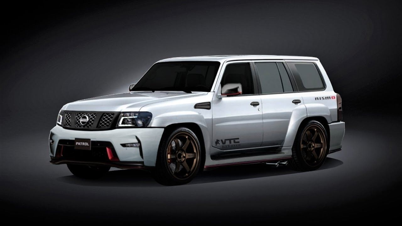 The 2020 Nissan Patrol Redesign Price And Review Nissan Patrol Nissan Patrol Y61 Nissan