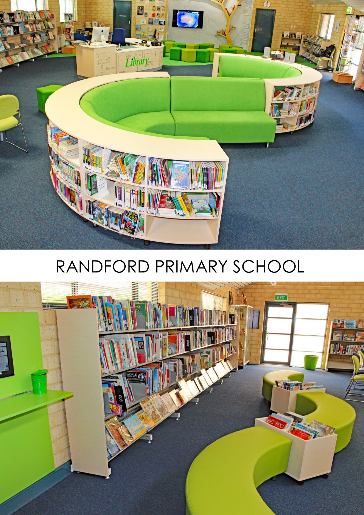 Library Furniture Australia Home Library Elementary School Library School Library Decor