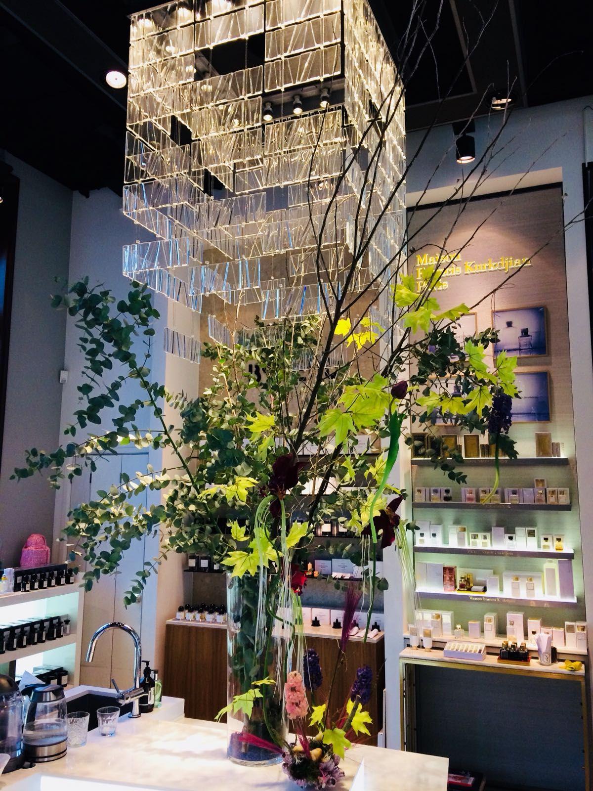 Skins Rotterdam Project Styling Projectstyling Interior Interieur Flowers Bloemen Artificial Zomersbloemen Bloemen Planten Zomer