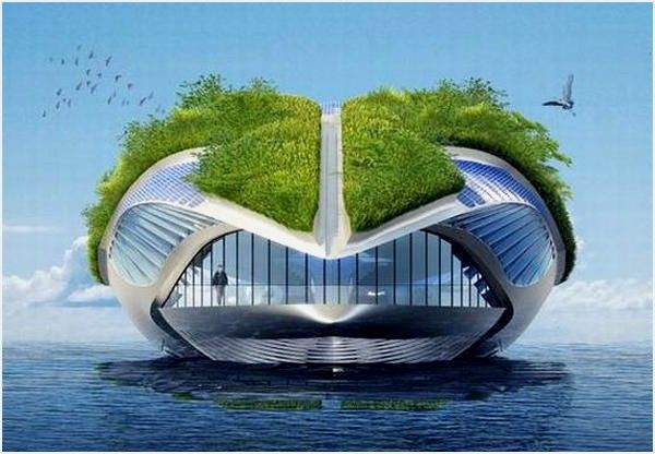 From Vincent Callebaut Architects This Impressive Project Is Meant - Physalia-a-huge-floating-garden-by-vincent-callebaut