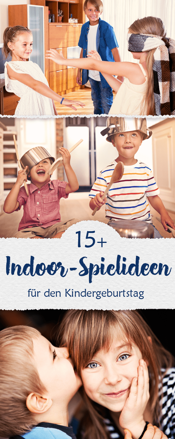 indoor spiele f r den kindergeburtstag f r kinder. Black Bedroom Furniture Sets. Home Design Ideas