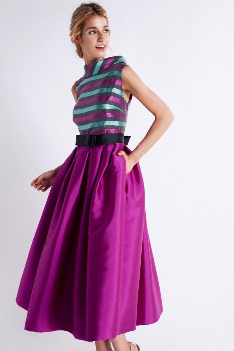 Magnífico Mejor Vestido De Fiesta Ideas Ornamento Elaboración ...