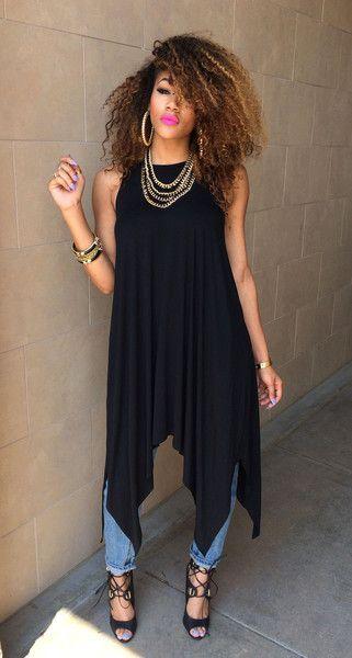 big hair style, street fashion