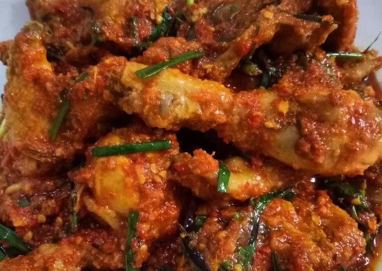 Resep Ayam Rica Rica Khas Manado Oleh Suyanti Lie Resep Resep Ayam Resep Makanan Resep