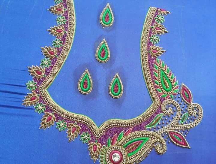 Pin By Gundurao D S Gundanna D S On Silk Blouse Blouse Designs