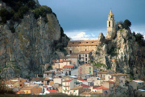 Bagnoli Del Trigno Molise Italia Turismo Vacanze