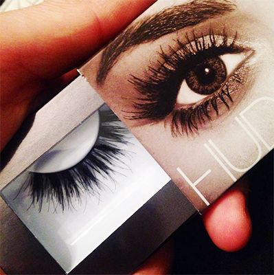 7a1b8716c83 They all have an undying love for Huda Beauty false lashes. And who can  blame them?