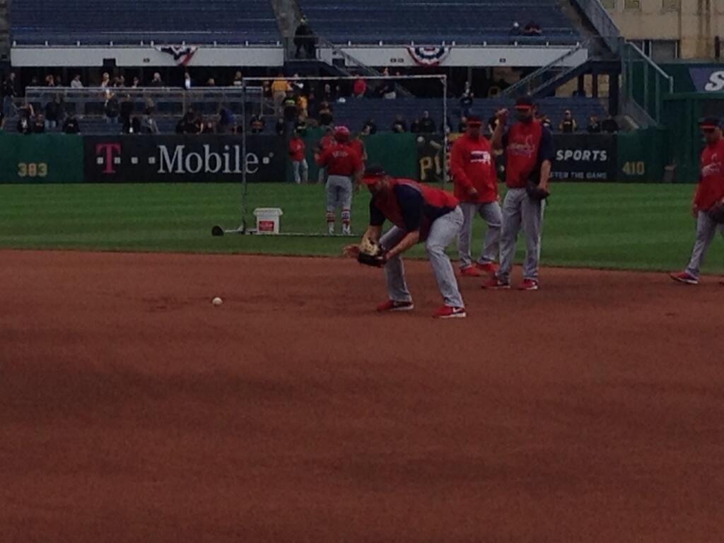 FOX Sports Midwest on Stl cardinals, Cardinals baseball