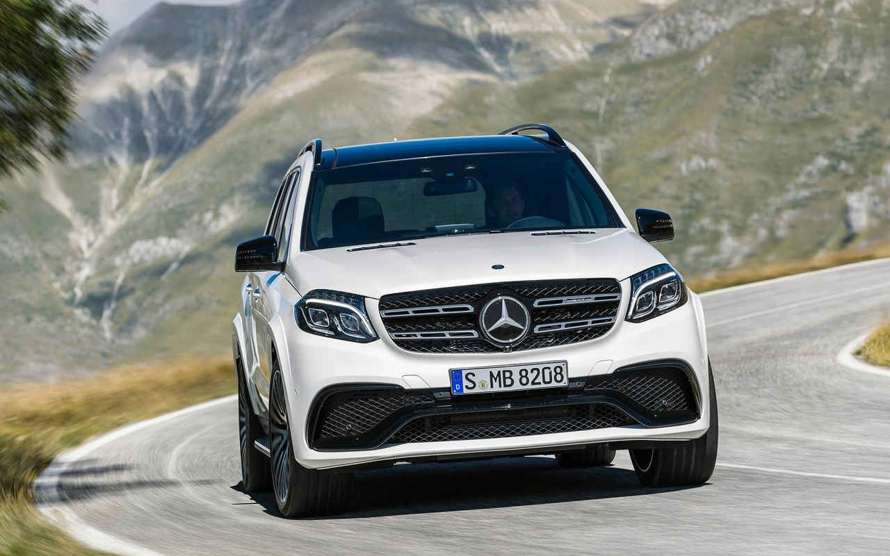 2018 Mercedes Gls Redesign Release Date Specs And News Http Www