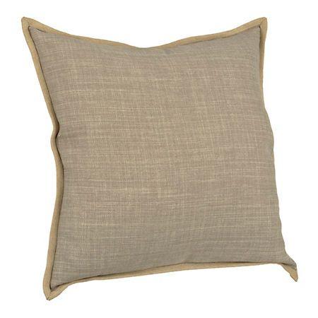 Gray Linen Pillow | Kirklands