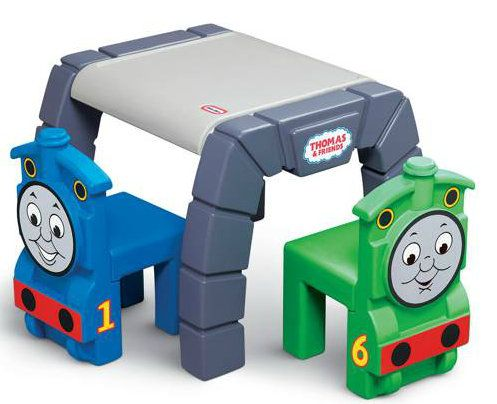 Thomas And Friends Table Chair Set