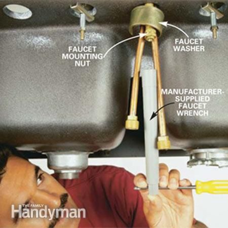 How To Replace A Kitchen Faucet Moen Kitchen Faucet Kitchen Faucet Kitchen Faucet Repair
