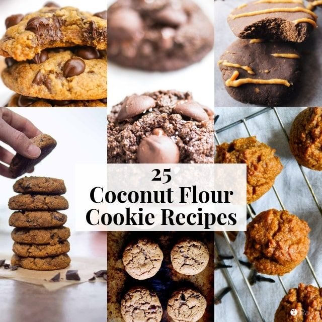 25 Amazing Recipes For Coconut Flour Cookies You Must Try Recipe