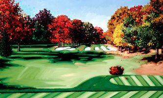 Kristen-Landscape - The Artists of Salzman International -- Richard Salzman, Artists' Representative