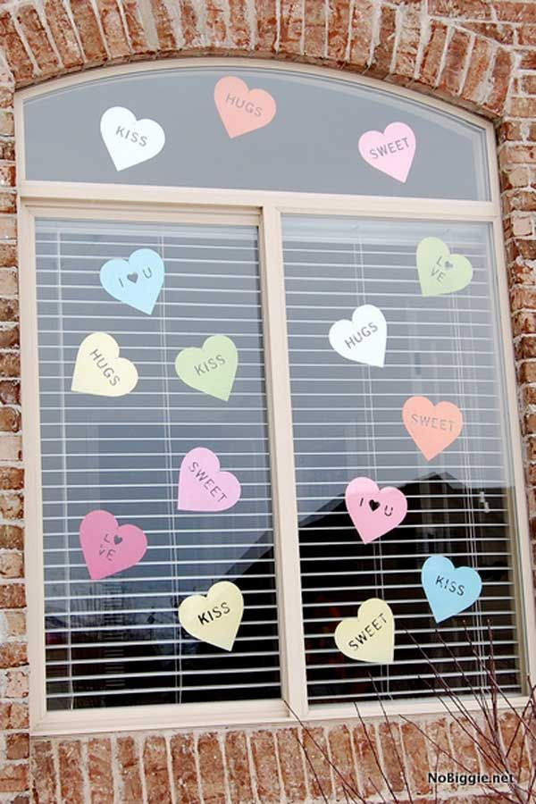 outdoor decorating ideas with hearts for this valentines day - Valentine Outdoor Decorations