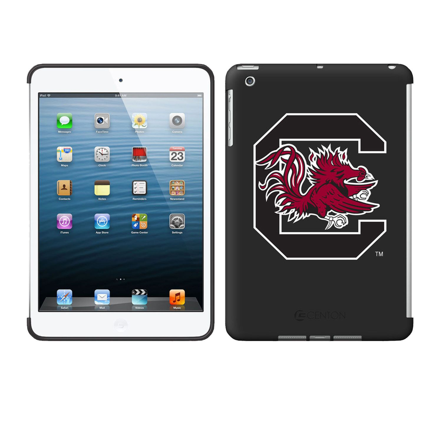 iPad Mini Classic Shell Case University of South Carolina