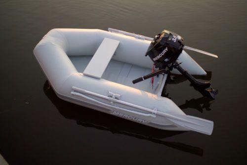 "New Mercury 3 5 HP 4 Stroke Outboard Motor Tiller 20"" Shaft Boat Engine | eBay"