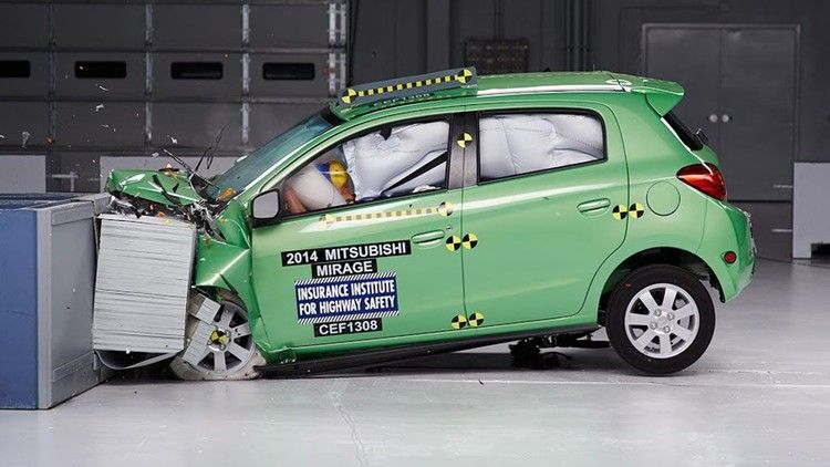 Study Finds Small Used Cars Are The Most Dangerous And This One Is