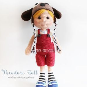 Doll – Amigurumi Tarifi