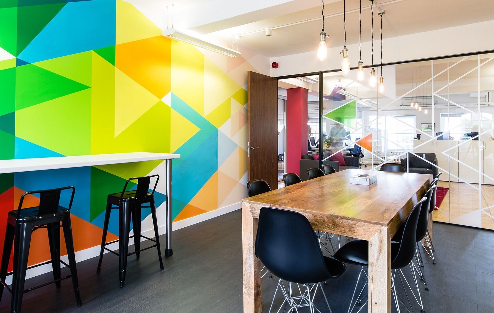 Inside valiantys stylish new london office collaborate for Design firms london
