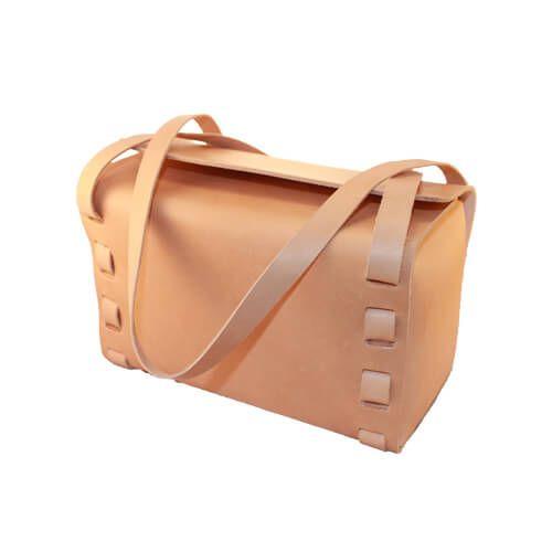 Handlavet Handtaske I Kernelaeder Til Damer Det Lille Laeder Handtaske Laeder Tasker