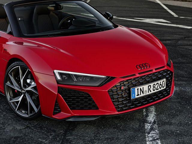 All Cars New Zealand: 2020 Audi R8 V10 RWD Convertible - #Audi #R8 #V10 ... #audir8