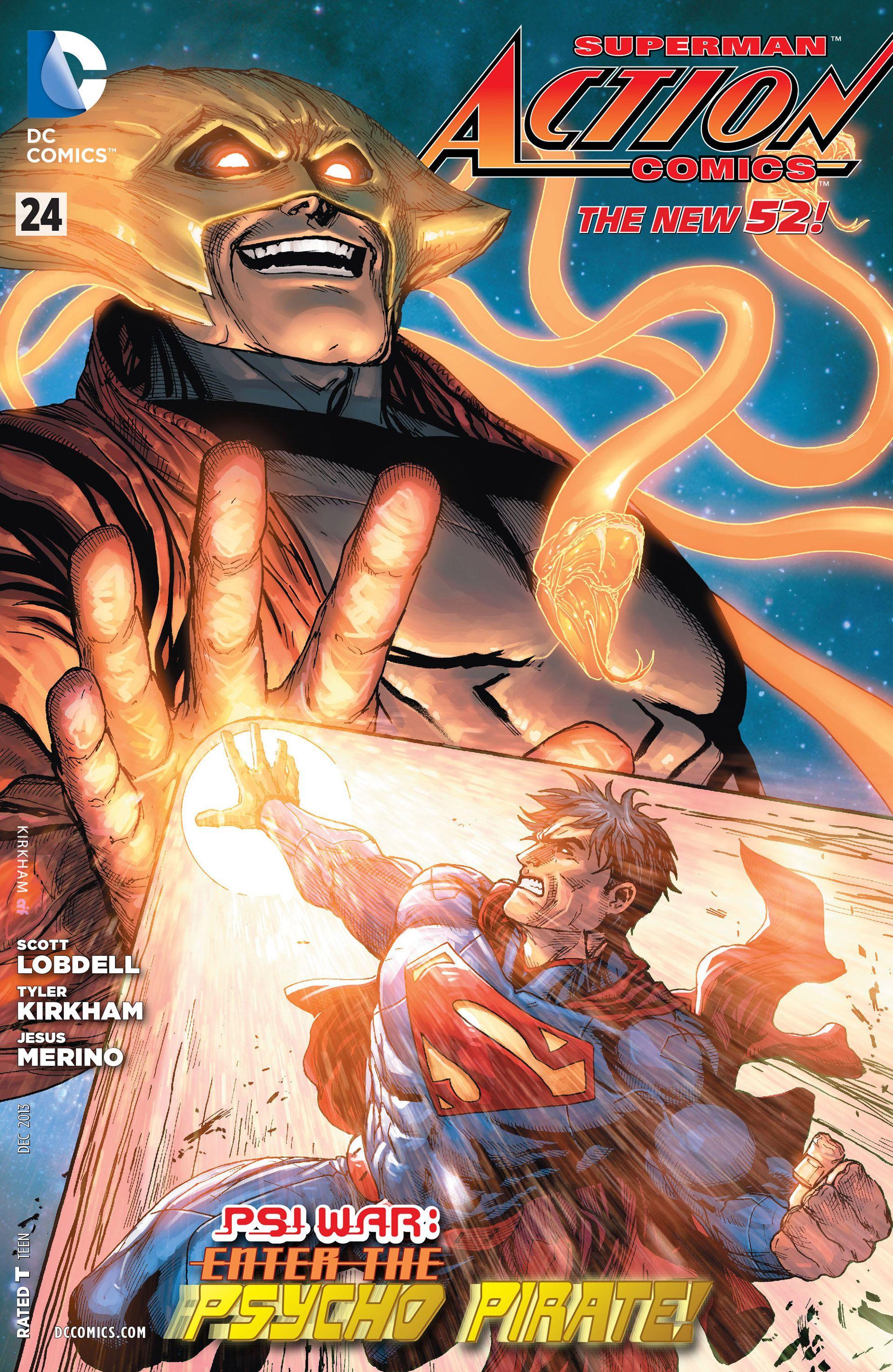 Action Comics 24 Superman Action Comics Comics Dc Comics