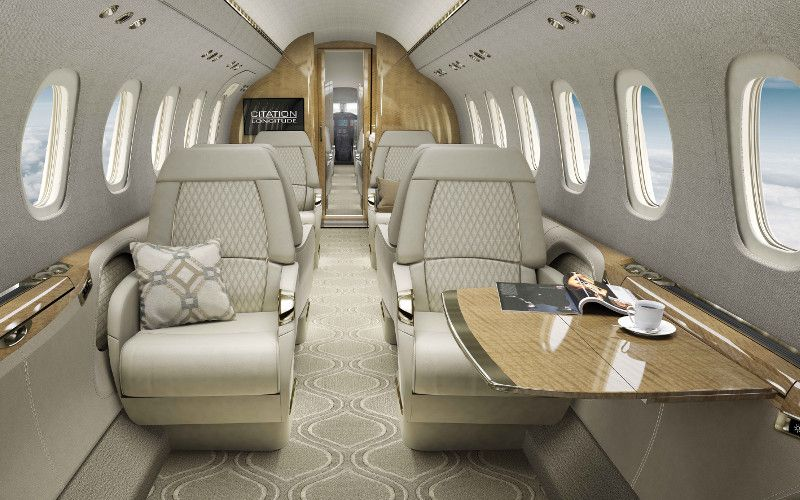 How much does it cost to own and operate the new Citation